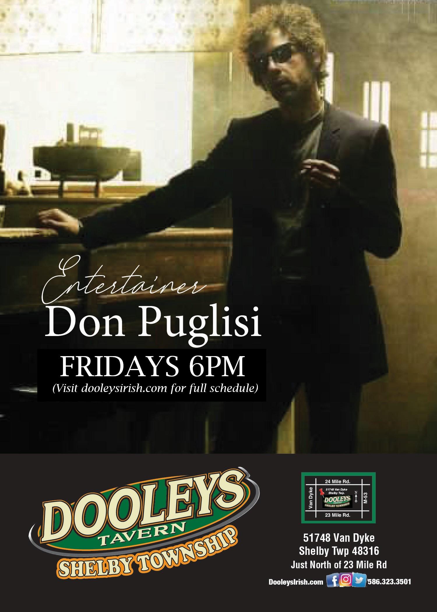 Don Puglisi Band