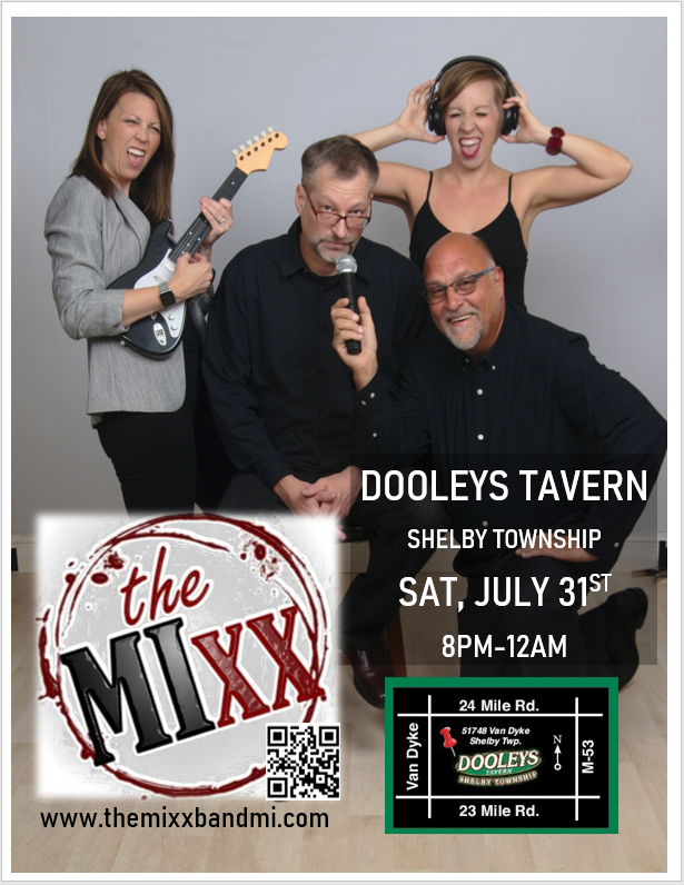 The MIxx Band